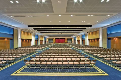 KICC Main Plenary Hall