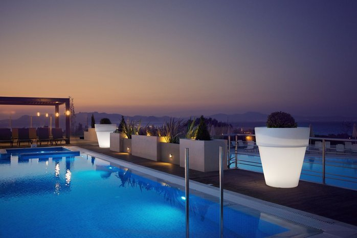 Kipriotis_Panorama_Multi_Coloured_Pool_by_night
